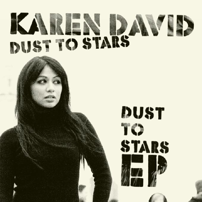 Dust To Stars EP Cover