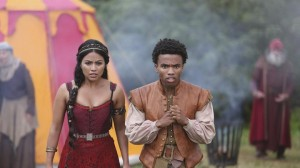 """Actress Karen David Plays Isabella on 'Galavant' But She's Been Flying Pretty Under-the-Radar Stateside"""