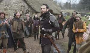 """Galavant review: a pitch perfect musical comedy with wit to spare"""